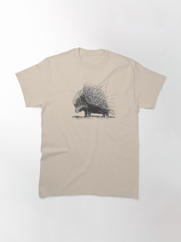Alternate view of Porcupine Classic T-Shirt