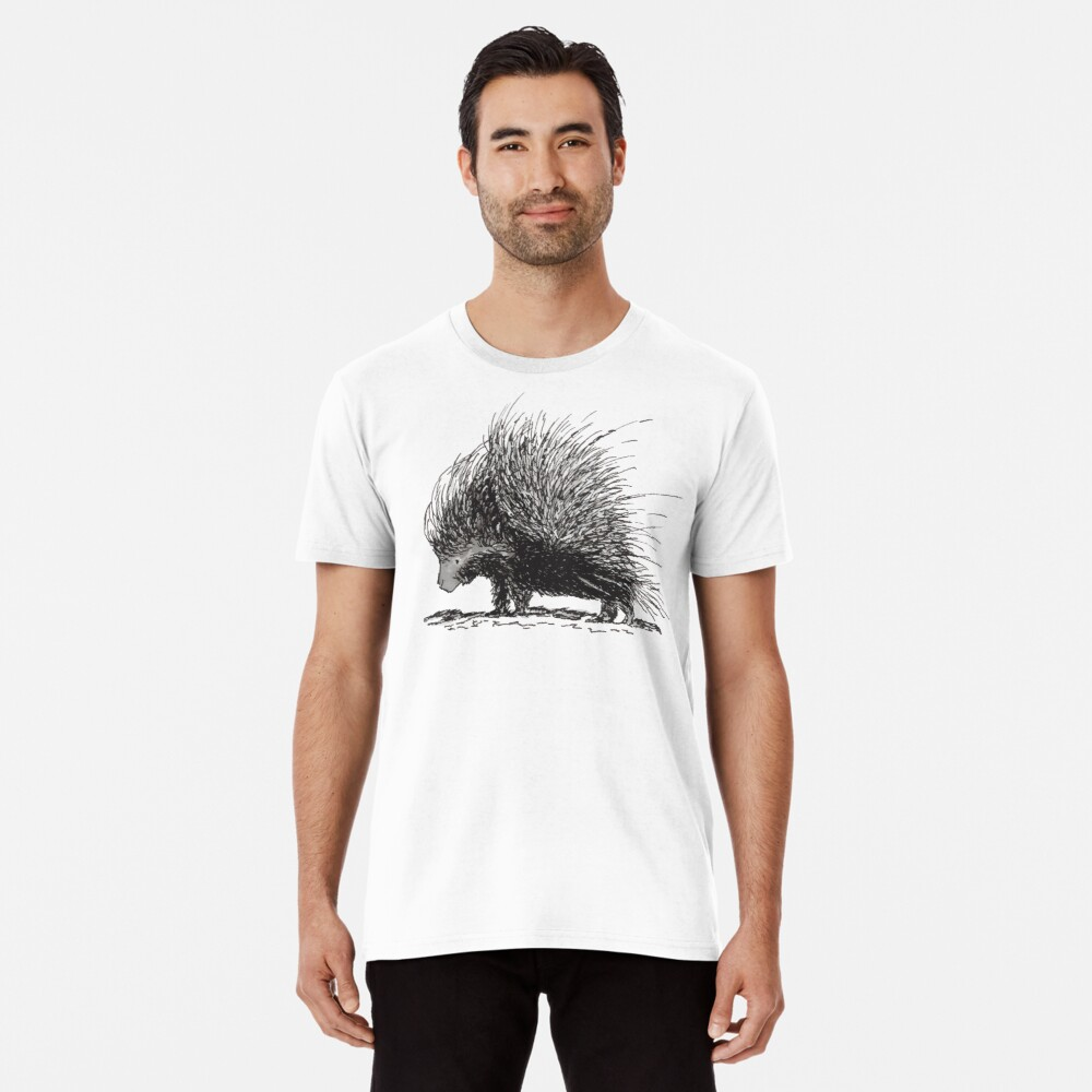 Porcupine Premium T-Shirt