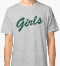 FRIENDS GIRLS (GREEN) Classic T-Shirt