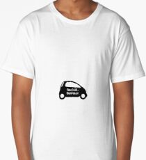 Smart Car ForTwo Black Colour - From 0-60...Eventually Long T-Shirt