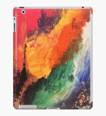 "Bright Abstract - ""Mesozoic I"" iPad Case/Skin"