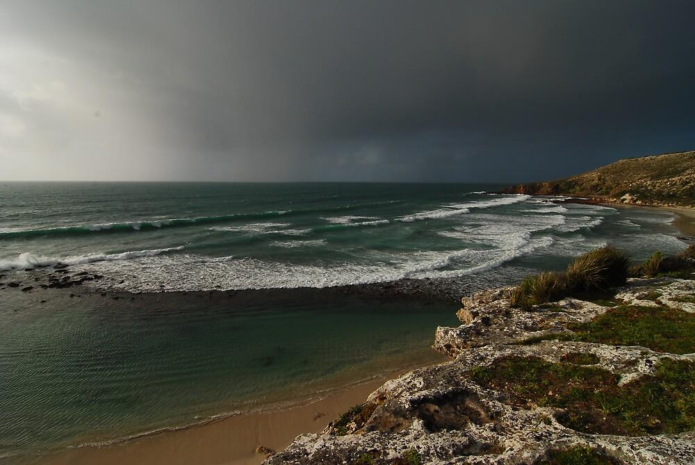 Stokes Bay by Wayne England