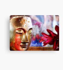 Soft Buddha Canvas Print