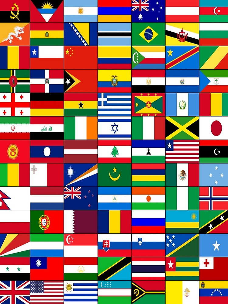 WORLD FLAGS by planetterra