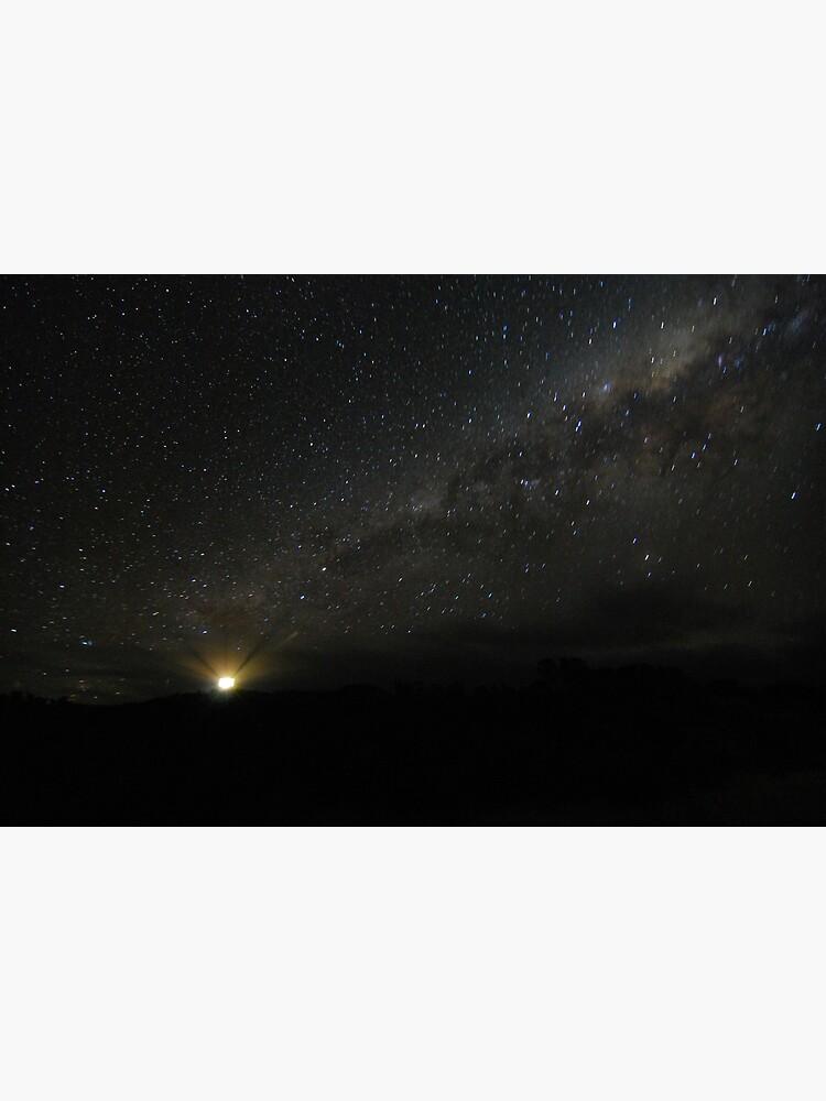 Lighting up the Milky Way by PoweriPics