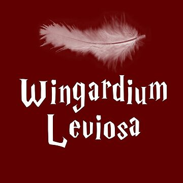 Wingardium Leviosa  by amzyydoodles
