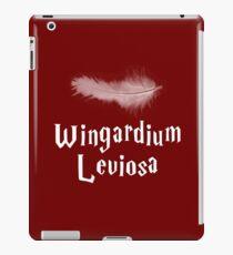 Wingardium Leviosa  iPad Case/Skin