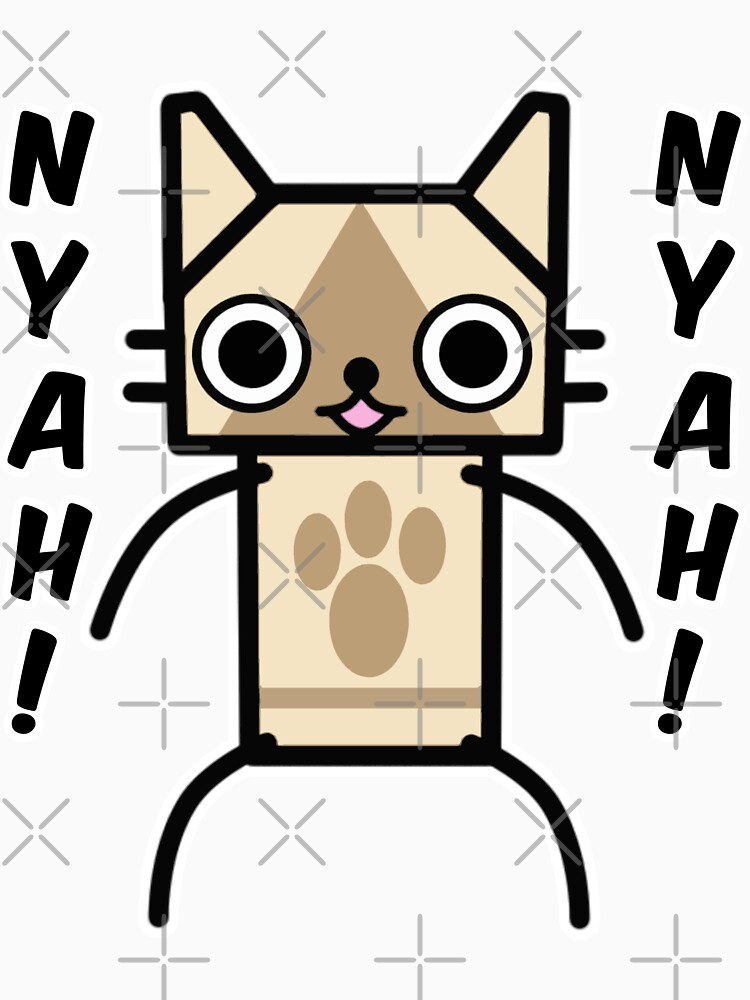 Nyah! by Renagadez