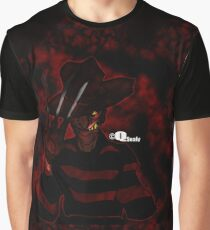 Boogie - man Q's Black Russian mix  Graphic T-Shirt