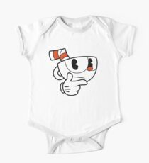 Cuphead® -  Poundering/The Thinker One Piece - Short Sleeve