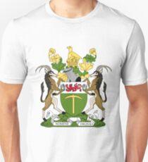 RHODESIA COAT OF ARMS Unisex T-Shirt
