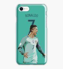 Cristiano Ronaldo sends message after Portugal seal World Cup qualification iPhone Case/Skin