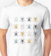 Spider-Cat Pattern T-Shirt