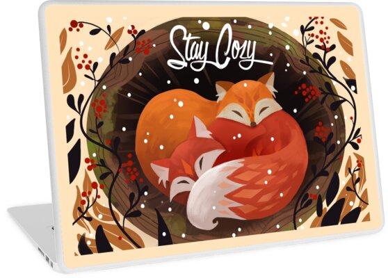 Stay Cozy by Julia Blattman