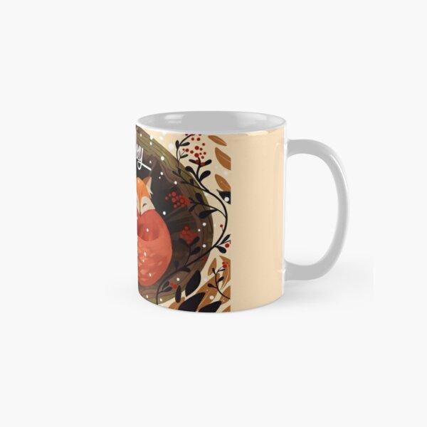 Stay Cozy Classic Mug