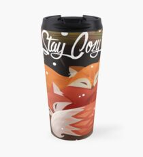 Stay Cozy Travel Mug