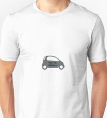 Smart Car ForTwo Grey Colour - From 0-60...Eventually Unisex T-Shirt