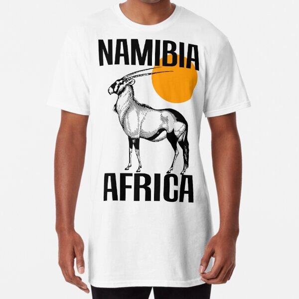 NAMIBIA (GEMSBOK) Long T-Shirt