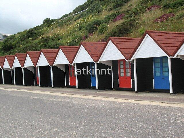 Bournemouth Beach Huts by atkinnt