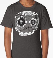 Sugar Skull Awakening Long T-Shirt