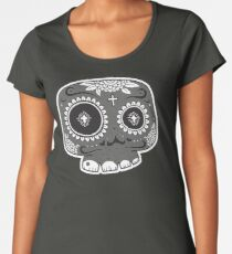 Sugar Skull Awakening Women's Premium T-Shirt