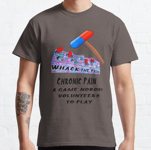Whack the Pain Classic T-Shirt