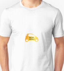 Smart Car ForTwo Gold Colour - From 0-60...Eventually Unisex T-Shirt