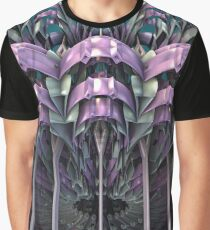 Ribbon Carousel Graphic T-Shirt