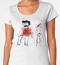 THE PROFONDO ROSSO Women's Premium T-Shirt