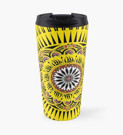 Sun Bear  Travel Mug