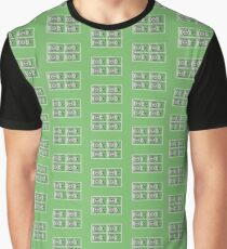 Canal Zone Stamp Graphic T-Shirt