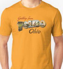 Greetings from Toledo, Ohio T-Shirt