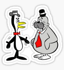 Tennessee Tuxedo Sticker