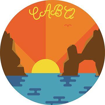 Cabo Sunset by CaboSherwood