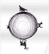 Marauders Moon Poster