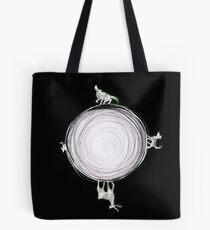 Inverted Marauders Moon Tote Bag