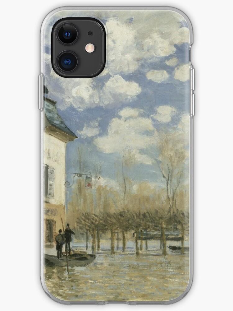 Through the flood iPhone 11 case