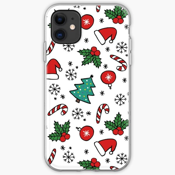 Christmas iPhone Soft Case