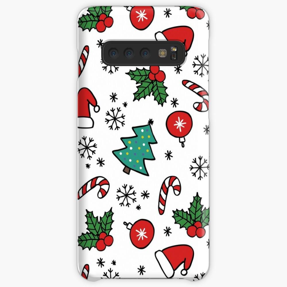 Christmas Case & Skin for Samsung Galaxy