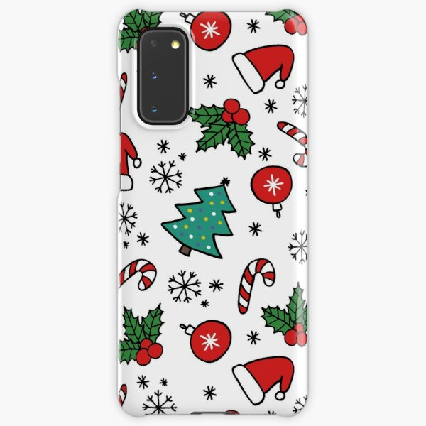 Christmas Samsung Galaxy Snap Case