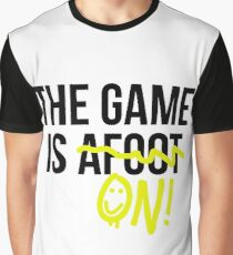 The Game is On! Graphic T-Shirt