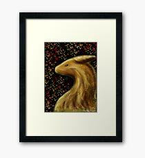Fall Dragon Framed Print