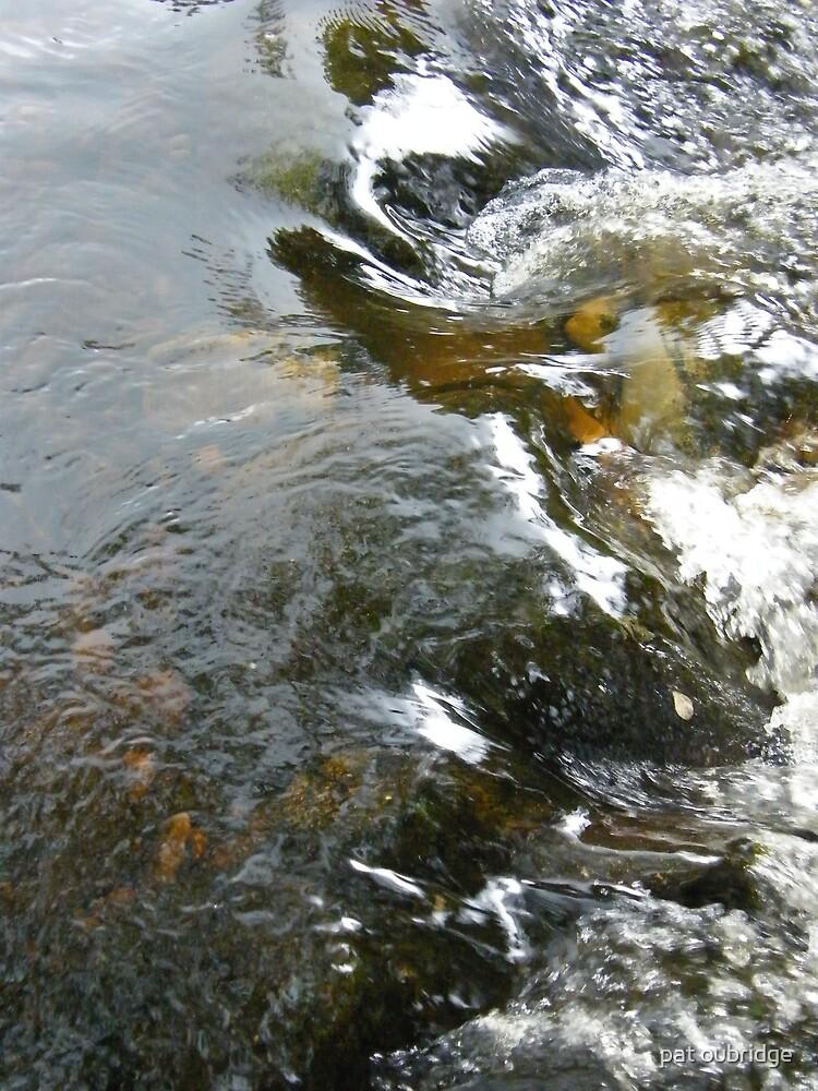 Swirls by pat oubridge