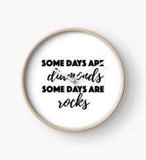 Tom Petty - Diamanten und Felsen Uhr