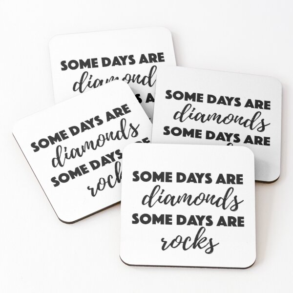 Tom Petty - Diamonds and Rocks Coasters (Set of 4)