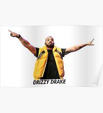Supreme Drake Poster