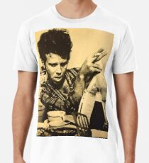 Ladies and Gents...Tom Waits Men's Premium T-Shirt