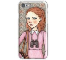 Suzy from Moonrise Kingdom iPhone Case/Skin