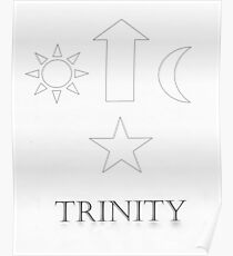 Trinity for Triology 1972 Poster