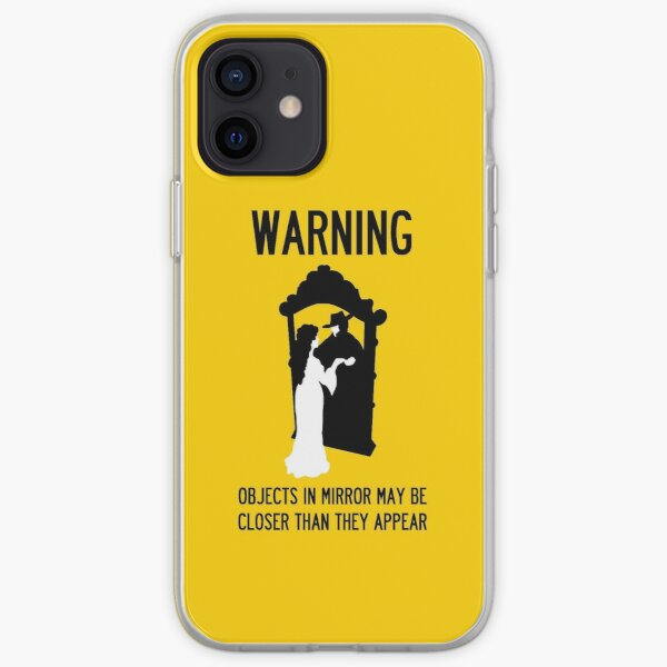 A Note of Concern Regarding Mirrors iPhone Soft Case